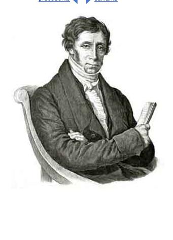 Charles Pictet de Rochemont, 1755 - 1824, a négocié les frontières actuelles de la Suisse