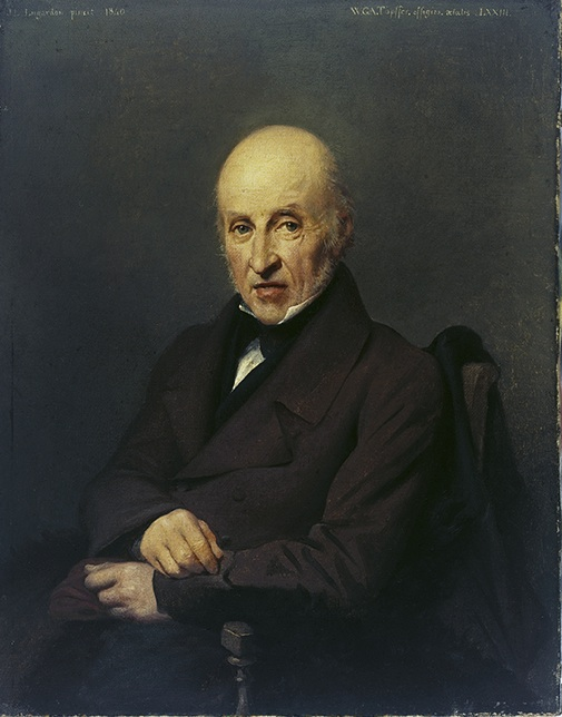 Wolfgang-Adam Toepffer; 1766-1847 Témoin caustique d'une société genevoise en mutation